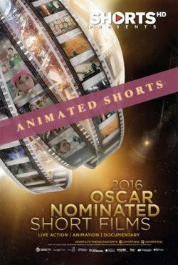 oscar-nominated, animation, short films, hollywood theater, cascade acm siggraph, cascade, siggraph recommends,